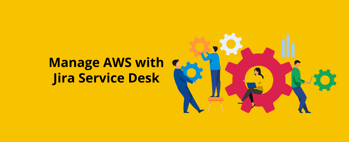 Automate User On-boarding on AWS using Jira Service Desk