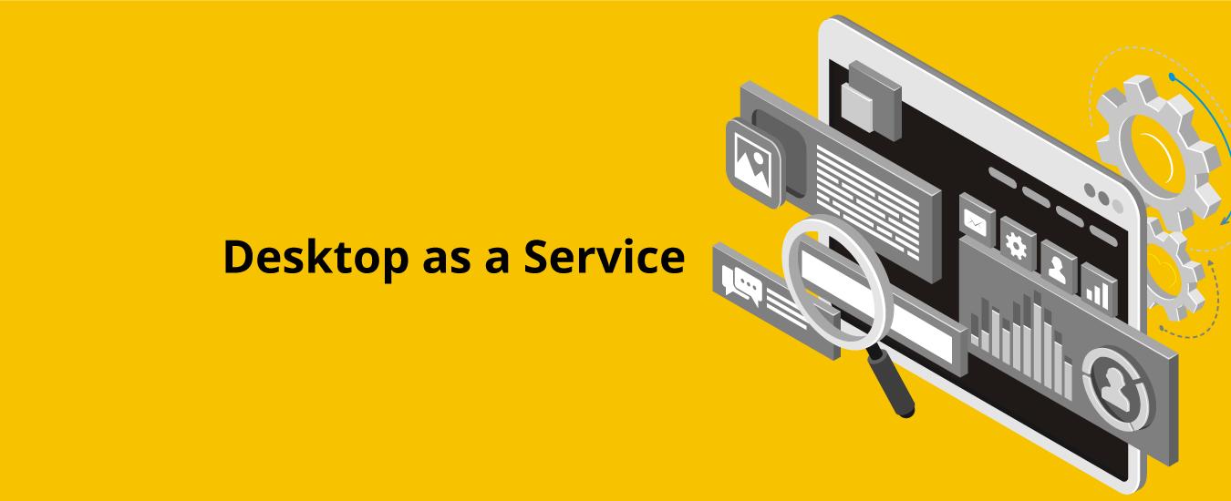 Secured Cloud Desktop using Amazon WorkSpaces